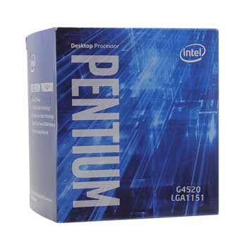Intel Pentium Dual G4520(3.6GHz)