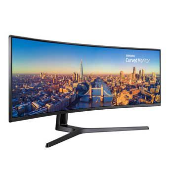 """LCD 49"""" SAMSUNG LC49J890DKEXXV ( Màn hình Cong (Quantum Dot 4K) (Chuyên game)"""