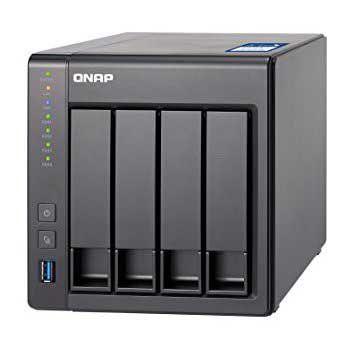Hộp ổ cứng mạng QNAP TS-431X-2G (Không bao gồm ổ cứng)
