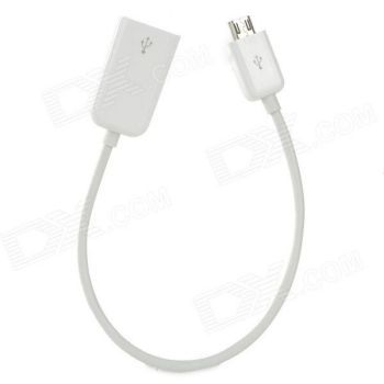 CABLE USB to micro OTG Unitek YC445