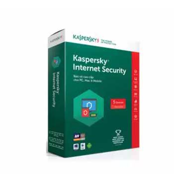 Kasperky Internet Security 5PC