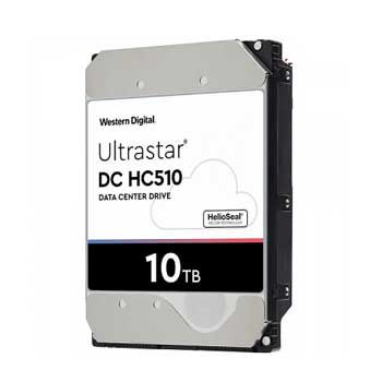10Tb WESTERN SATA III(3) Enterprise (ULTRASTAR DC HC510 - HUH721010ALE604)