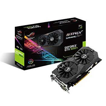 4GB ASUS STRIX - GTX1050TI-4G-GAMING