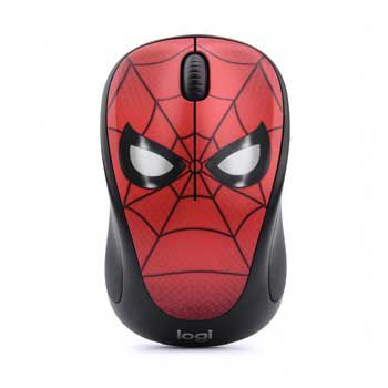LOGITECH WIRELESS M238 MARVEL ĐỎ (SPIDER MAN)
