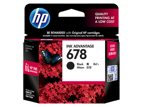 HP CZ107AA/CZ108AA (HP678)