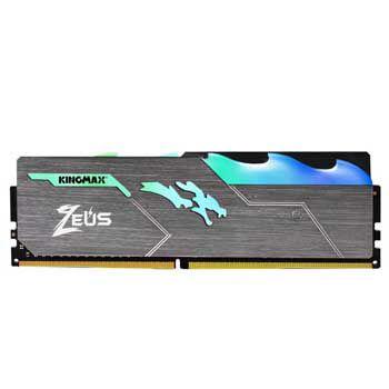 8GB DDRAM 4 3200 KINGMAX HEATSINK Zeus RGB