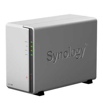 Hộp ổ cứng mạng Synology Disk Station DS216J (Không bao gồm ổ cứng)