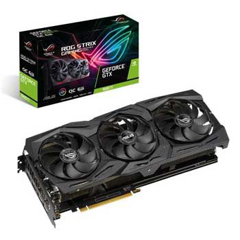 6GB ASUS ROG-STRIX-GTX1660TI-O6G-GAMING