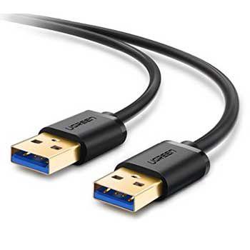 Cáp 2 hai đầu đực USB 3.0 Ugreen 30149 (1.5M)