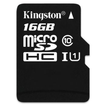 SD 16GB Kingston CLASS 10