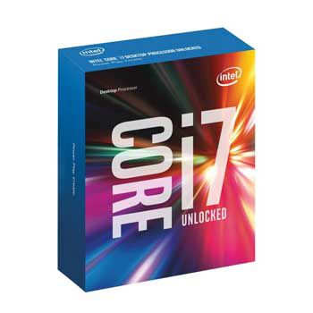 Intel Kaby lake i7 7700K(4.2GHz) Chỉ hỗ trợ Windows 10
