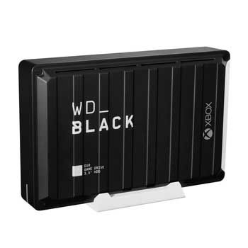 12TB WESTERN D10 Game Drive FOR XBOX - WDBA5E0120HBK-SESN