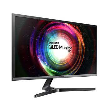 """LCD 28"""" SAMSUNG LU28H750UQEXXV (Màu đen viền bạc) (4K)"""