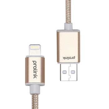 CABLE Sạc Iphone Lightning PROLINK PLT341GD
