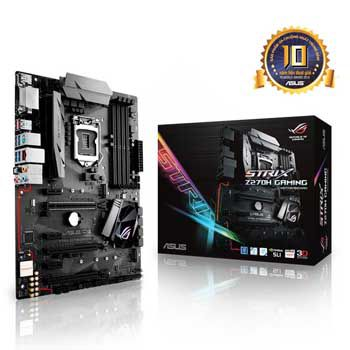 ASUS STRIX Z270H GAMING (SK1151) REPUBLIC OF GAMERS