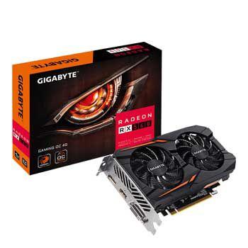 4GB GIGABYTE RX560GAMING OC-4GD