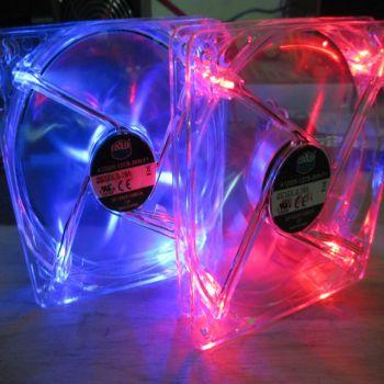 Fan Case đèn lớn 12cm