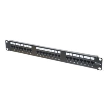 Patch Panel RJ45 24 Port CAT5