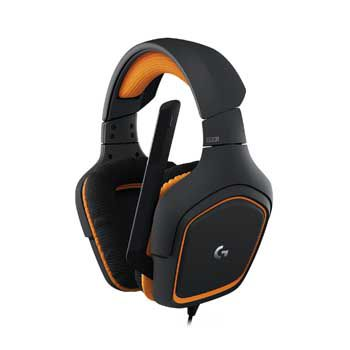 HEADPHONE LOGITECH G231 (co mic) Dành cho GAME