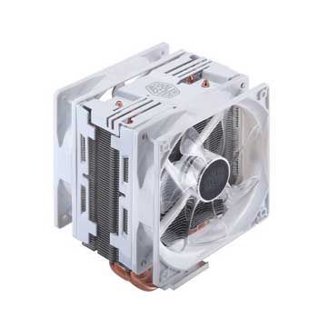 Fan Cooler Master HYPER 212 WHITE LED TURBO