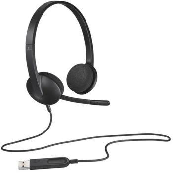 HEADPHONE Logitech H340 USB