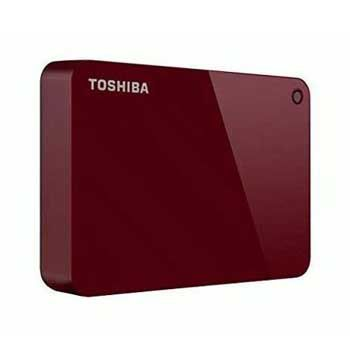 4TB Toshiba Canvio Advance