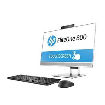 Máy tính để bàn HP EliteOne 800 G4 AIO Touch-5AY45PA (Bạc)