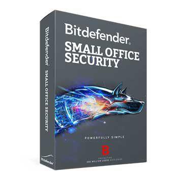 Phần mềm diệt Virus Bitdefender Small Office