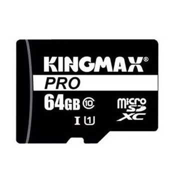 MICRO-SD 64GB Kingmax Pro Class 10