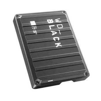 8TB WESTERN BLACK P10 Game Drive - WDBA3P0080HBK-SESN