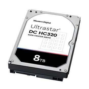 8Tb WESTERN SATA III(3) Enterprise (ULTRASTAR DC HC320 - HUS728T8TALE6L4)