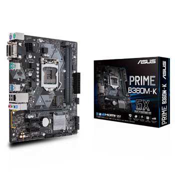 ASUS PRIME B360M-K (SK1151)