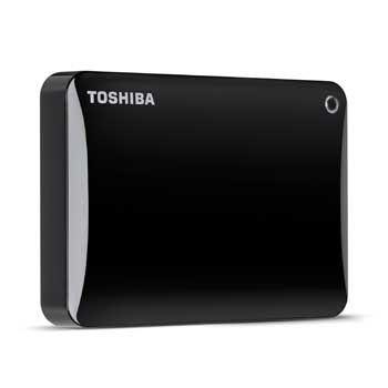 2TB Toshiba Canvio Connect Portable V9