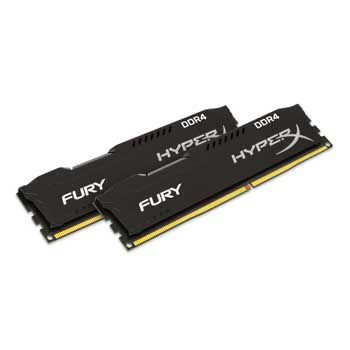32GB DDRAM 4 2666 KINGSTON HyperX Fury (KIT)