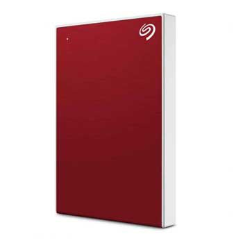 2Tb SEAGATE- Backup Plus Slim (STHN2000403) (Đỏ)