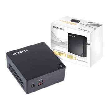 GIGABYTE BRIX BKi3HA-7100 (Máy tính nhỏ , gọn nhất )