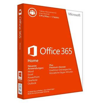 Office Home ENGLISH 365 (6GQ-00968)