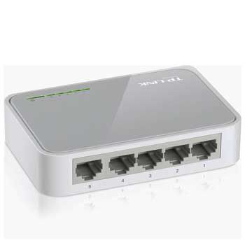 5 PORT TP-LINK TL-SF1005D