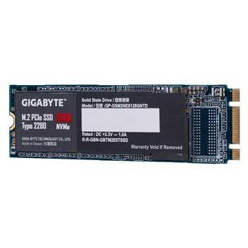 128GB Gigabyte( M.2 PCIe)