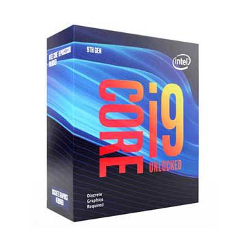 Intel Coffee Lake i9 9900KF(3.6GHz) Chỉ hỗ trợ Windows 10