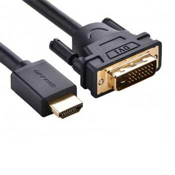 Cáp chuyển đổi HDMI sang DVI 24+1 Ugreen 10135 dài 2M