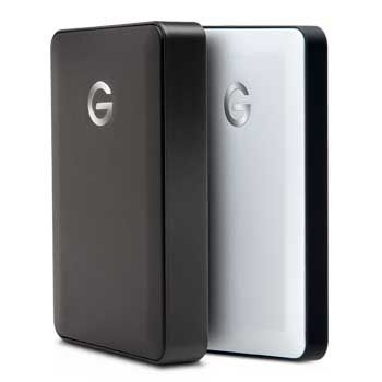 2TB G-technology Mobile
