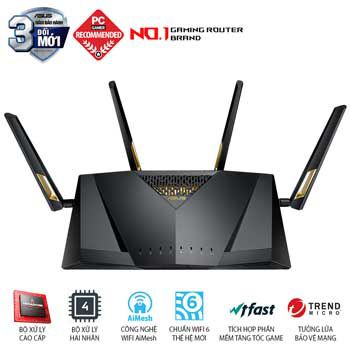 Router Gaming ASUS RT-AX88U