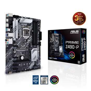 ASUS PRIME Z490-P (SK 1200)