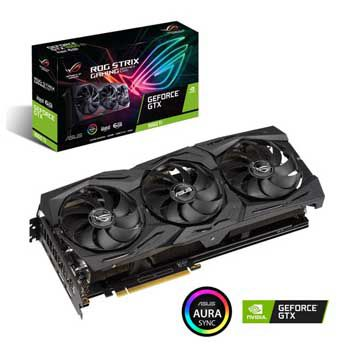 6GB Asus ROG-STRIX-GTX1660TI-A6G-GAMING