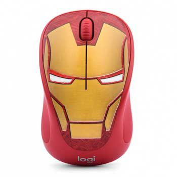 LOGITECH WIRELESS M238 MARVEL VÀNG (IRON MAN)