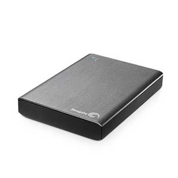 2TB SEAGATE STCV2000300 Wireless Plus