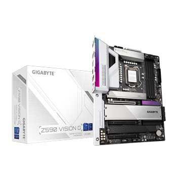 GIGABYTE Z590 VISION G (LGA 1200)