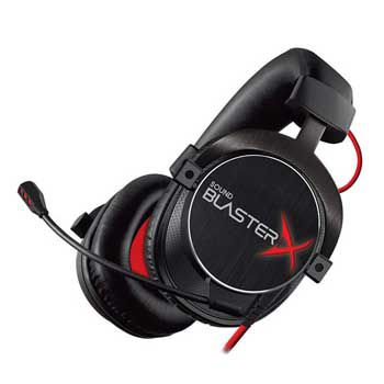HEADPHONE CREATIVE Sound BlasterX H5 (Tai nghe gaming)