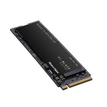500GB WESTERN WDS500G3X0C Black (M2)